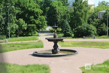 Два нижегородских фонтана откроются после ремонта на этой неделе