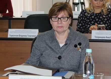 Балакина избрана заместителем председателя гордумы Нижнего Новгорода
