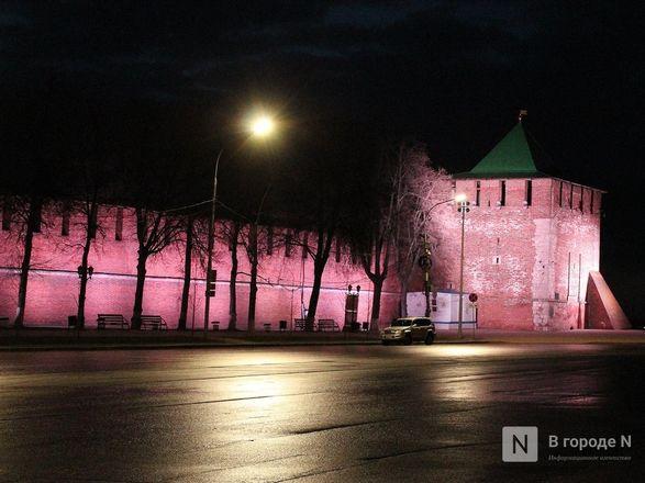 «Свет сердца» зажгли кремль, стадион «Нижний Новгород» и телебашня - фото 12