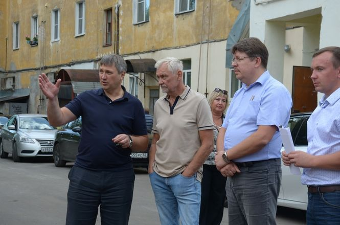Благоустройство курдонера на проспекте Ленина стартовало в Дзержинске - фото 2