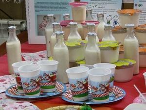 Молоко в Нижнем Новгороде продолжает дешеветь
