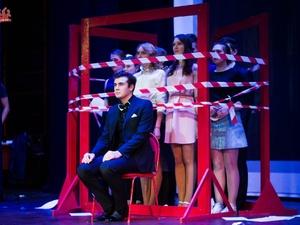 Студенческий театр НИУ — филиала РАНХиГС получил Гран-при Всероссийского фестиваля «Театральная матрица»