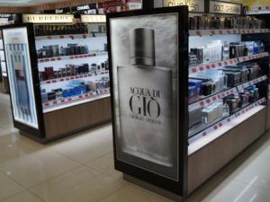 Бутик парфюмерии и косметики и приглашает за покупками в «черную пятницу»