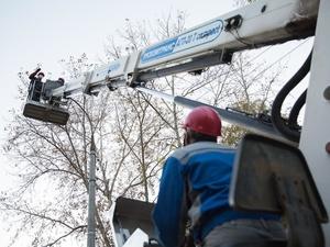 «Россети Центр и Приволжье Нижновэнерго» завершили модернизацию уличного освещение на семи улицах Арзамаса