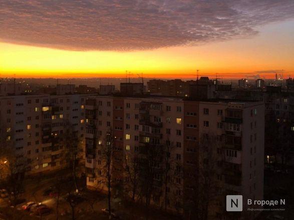 Утреннее небо поразило жителей Нижнего Новгорода - фото 7
