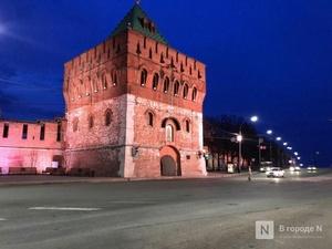 Мэппинг-шоу покажут на стенах Нижегородского кремля в день города