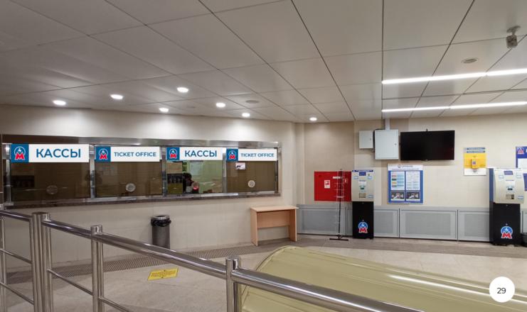 Систему навигации поменяют на четырех станциях нижегородского метро - фото 17