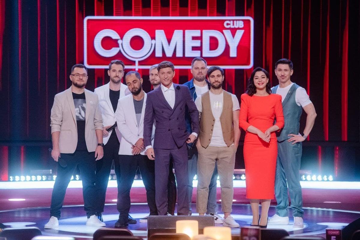 МТС организует в Нижнем Новгороде гастроли Comedy Club Production - фото 1