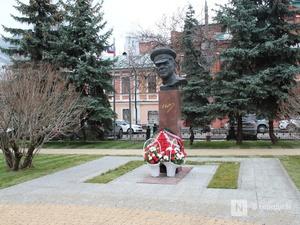 Нижегородцы оценили обновленный сквер имени Жукова