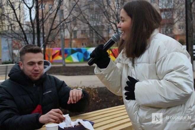 Чемпионы по поеданию ребрышек съели порцию за три минуты в Чернопрудском сквере - фото 32