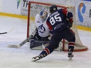 Нижегородская «Чайка» повторно обыграла московское «Динамо»