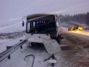 Смертность в ДТП по вине автобусов в Нижегородской области выросла на 75%
