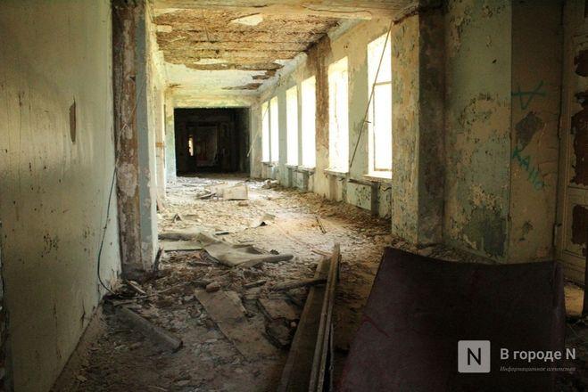 Здесь пела Пугачева: во что превратился нижегородский ДК имени Ленина  - фото 95