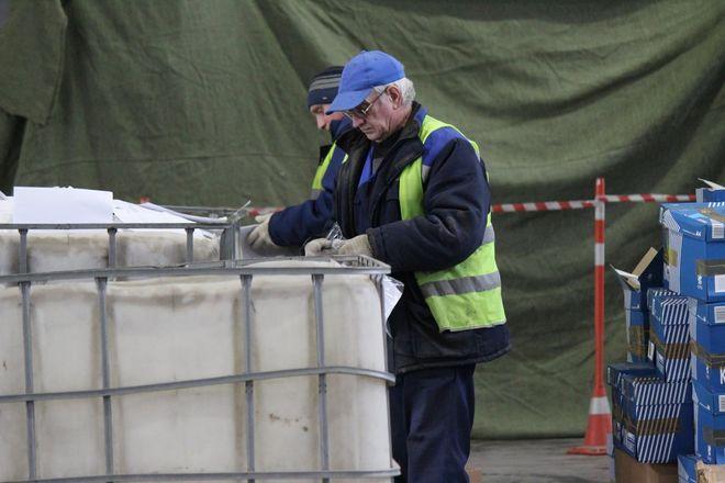 Нижегородский мусор для Финляндии: куда отправляется вторсырье из экопунктов - фото 17