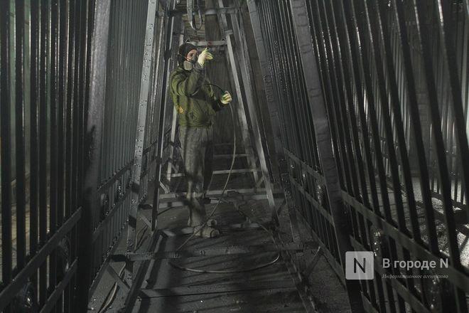 Как идет реставрация исторической ограды парка «Швейцария» - фото 42