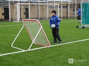 Спортшколу олимпийского резерва по футболу передали Нижегородской области