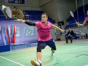 Нижегородец дважды вошел в число призеров Всероссийского турнира по бадминтону