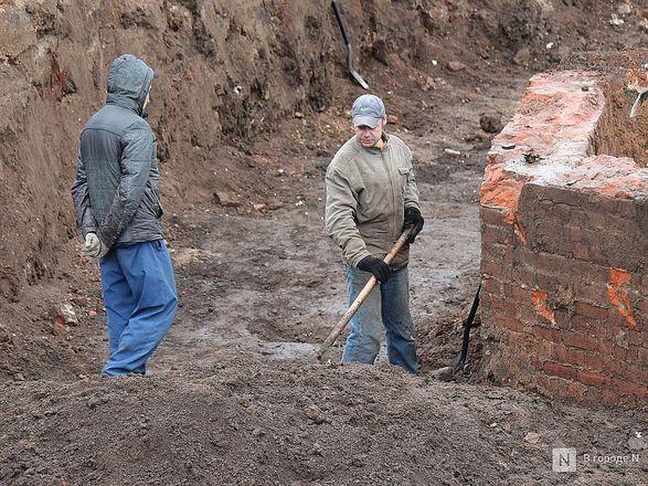 Слои нижегородской истории: что нашли археологи в Кремле - фото 13