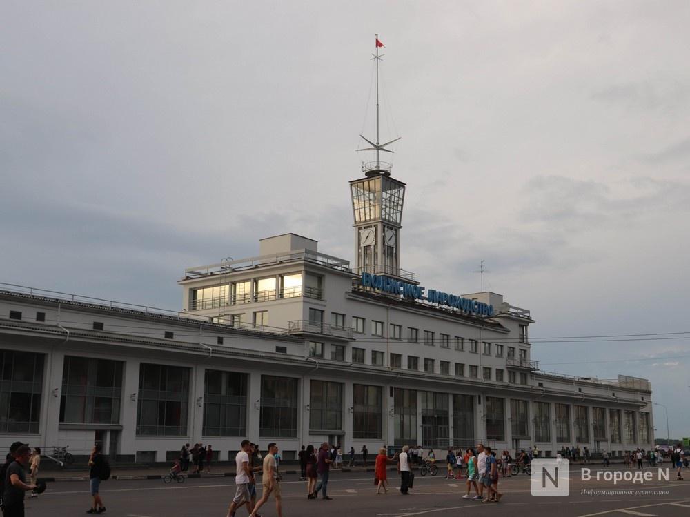 Выставочное пространство может появиться на нижегородском речном вокзале - фото 1
