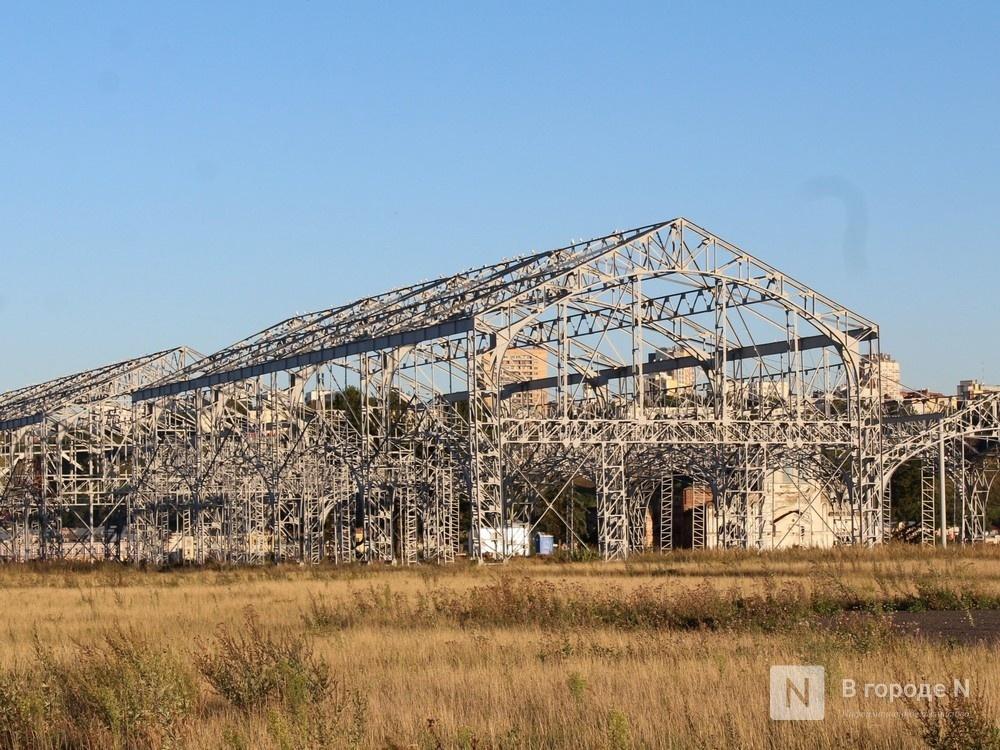 Работы по реставрации пакгаузов начались на Стрелке - фото 1