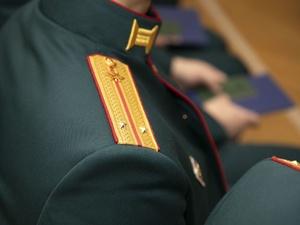 В Университете Лобачевского состоялся торжественный выпуск офицеров