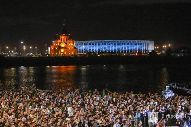 Над Нижним Новгородом прозвучал «Рок чистой воды»: люди, музыка, экология - фото 7