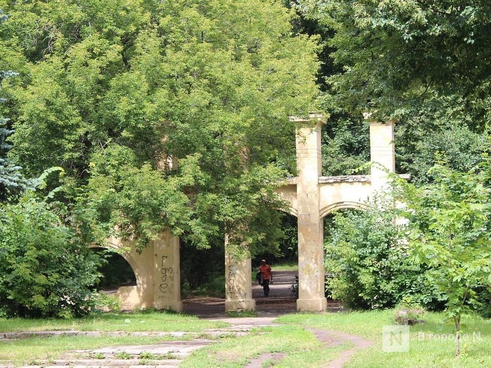 Предложения по реставрации ограды парка «Швейцария» ждут от нижегородцев до 6 мая