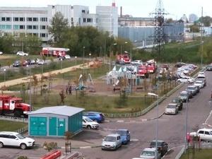 42 человека эвакуировали из-за пожара в ЖК «Аквамарин» в Нижнем Новгороде