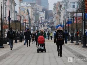 Более восьми тысяч малышей родились в Нижегородской области с начала года