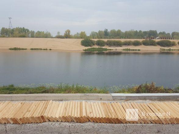 Основные работы на набережной Гребного канала завершатся в сентябре - фото 6