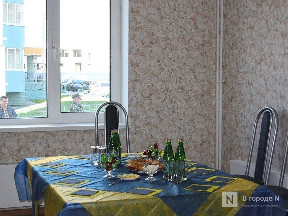 42 квартиры передали нижегородским детям-сиротам - фото 1
