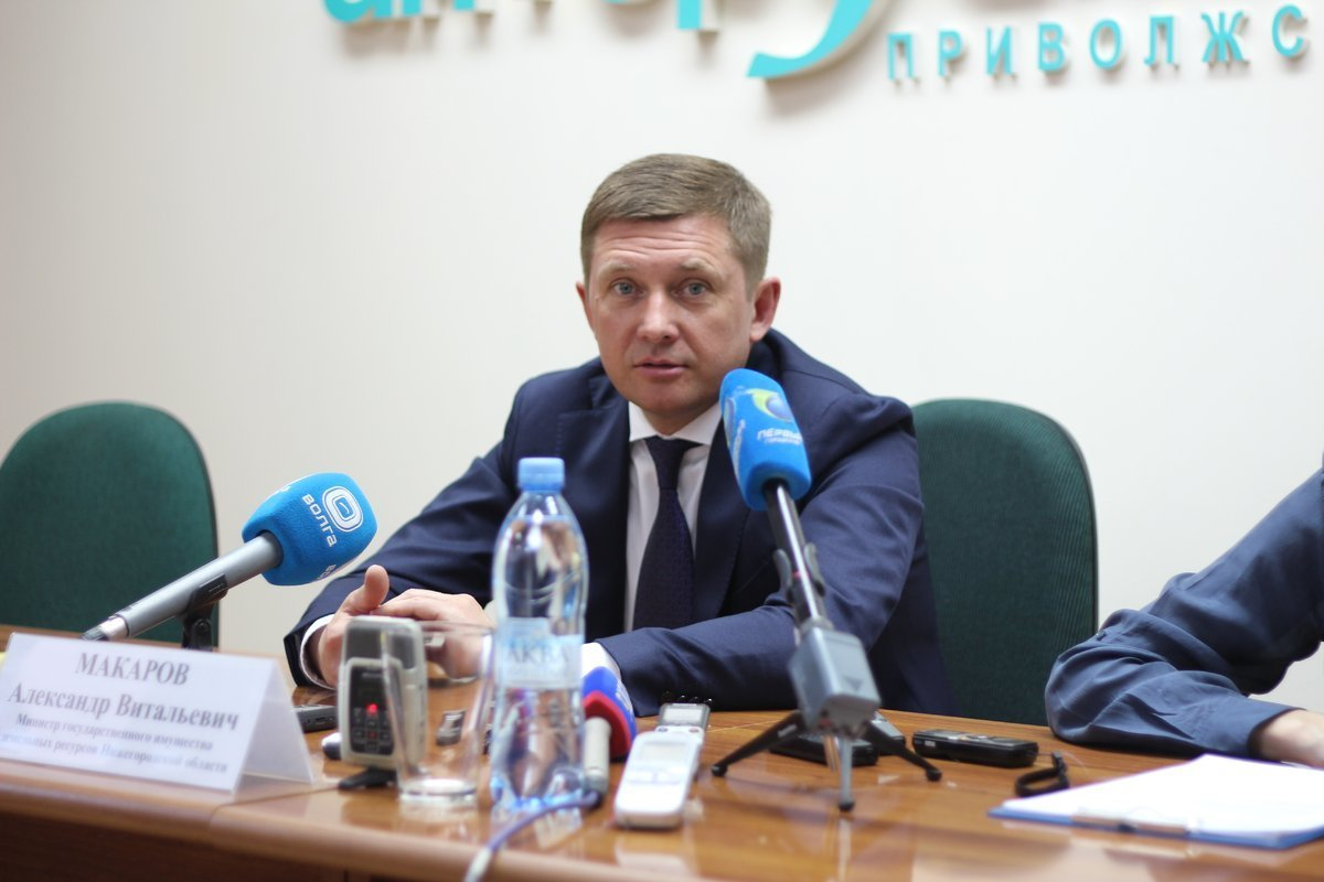 Обвинительный приговор вынесли бывшему министру госимущества Нижегородской области Александру Макарову - фото 1
