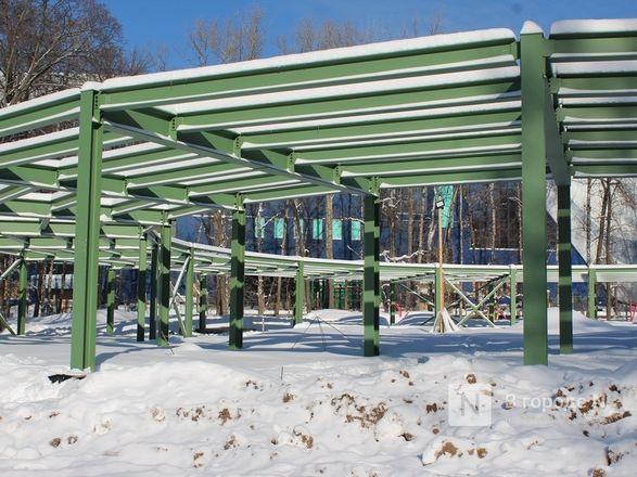Детский центр в нижегородском парке «Швейцария» готов на треть - фото 6
