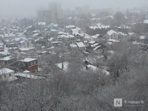 Похолодание до -6°С и снегопады вернутся в Нижний Новгород