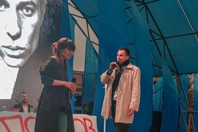 Бродский против Евтушенко: в Выксе прошел рэп-батл поэтов - фото 3