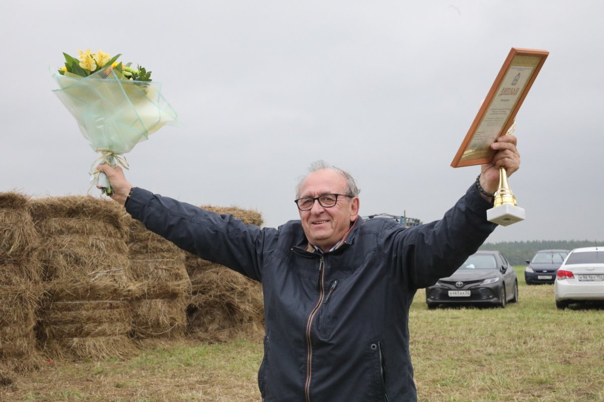 Нижегородских аграриев наградили за труд - фото 1