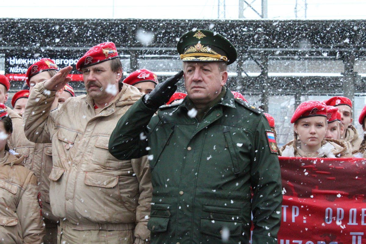 «Сирийский перелом»: уникальная выставка военной техники побывала в Нижнем Новгороде - фото 4