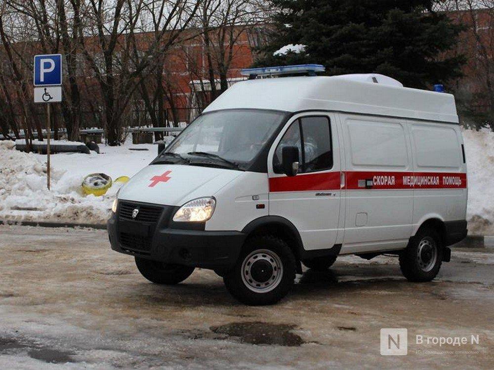 Женщина погибла в аварии с автобусом в Автозаводском районе - фото 1