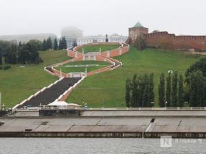 Пасмурными и дождливыми будут предстоящие выходные в Нижнем Новгороде