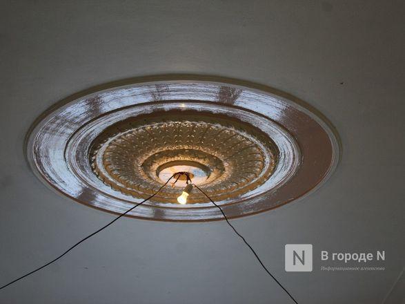Единство двух эпох: как идет реставрация нижегородского Дворца творчества - фото 22