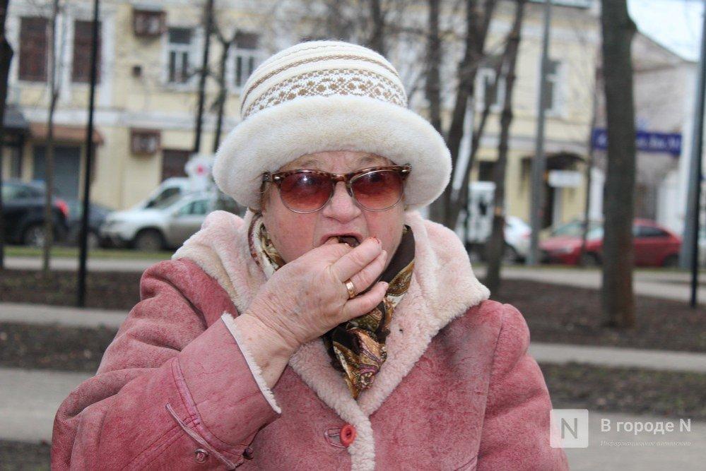 Чемпионы по поеданию ребрышек съели порцию за три минуты в Чернопрудском сквере - фото 5