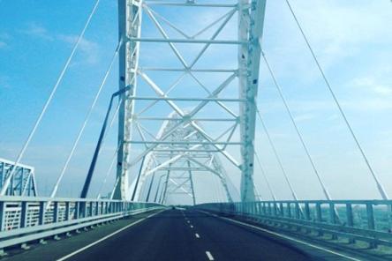 Движение по новому Борскому мосту открыто