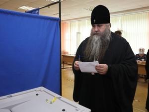 Митрополит Нижегородский и Арзамасский Георгий проголосовал по поправкам в Конституцию