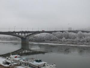 Потепление и снегопады принесут в Нижний Новгород предстоящие выходные