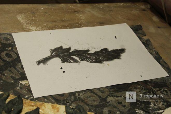 Реставрация исторической лепнины началась в нижегородском Дворце творчества - фото 7