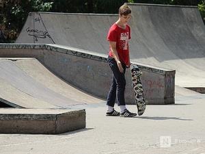 Шесть скейт-парков появятся в Нижегородской области
