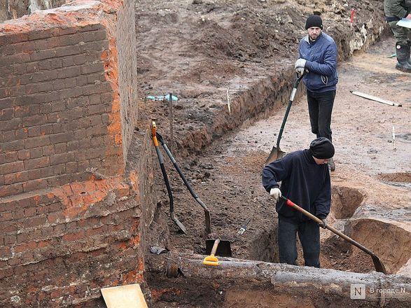 Слои нижегородской истории: что нашли археологи в Кремле - фото 39