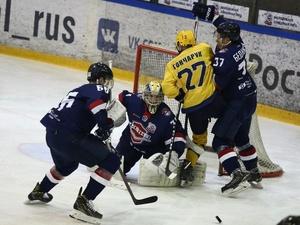 Нижегородская «Чайка» взяла реванш в матче с подмосковными «Атлантами»