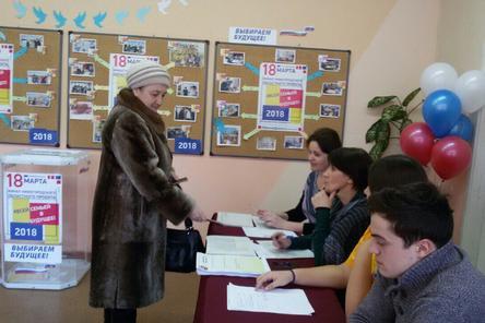 Более 170 тысяч нижегородских родителей приняли участие в школьном опросе во время президентских выборов