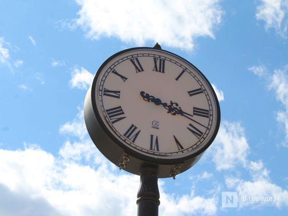 Хранители времени: самые необычные уличные часы Нижнего Новгорода - фото 51